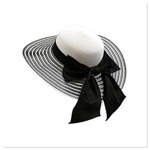 Wide Brim Derby Beach Hat